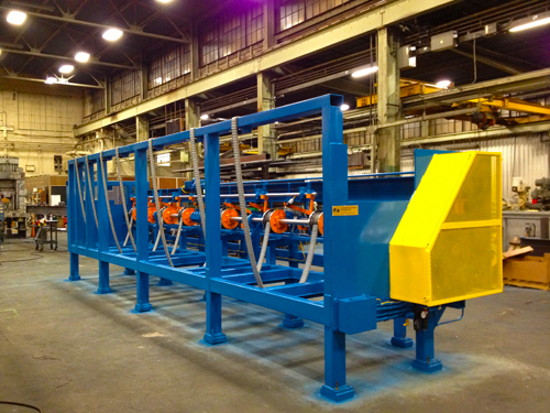 Material Handling Equipment For Metal Processors Advance