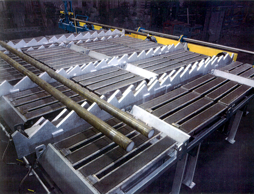 Custom Material Handling Systems For Steel Processing